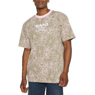 T-shirt Karl Kani Retro Paisley