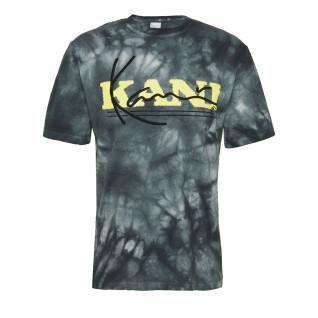 T-shirt Karl Kani Retro Tie Dye