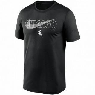 T-shirt Chicago White Sox Big City Swoosh Legend