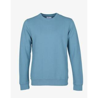 Sweatshirt Colorful Standard Stone Blue