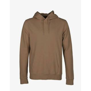 Sweatshirt à capuche Colorful Standard Sahara Camel