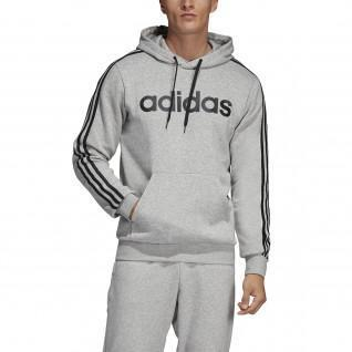 Sweat à capuche adidas Essentials 3-Stripes Pullover