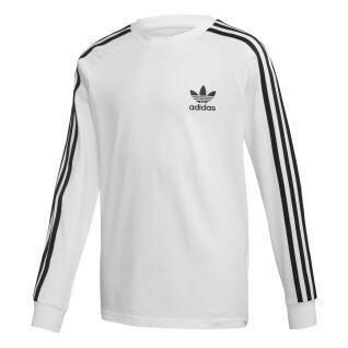 T-shirt manches longues enfant adidas 3 Stripes