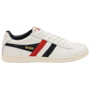 Baskets Gola Varsity white navy red