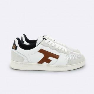 Baskets Faguo Hazel Leather Suede