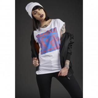 T-shirt femme Famous Loud and clear