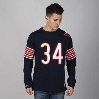 Sweatshirt Mitchell & Ness Ls Chicago Bears