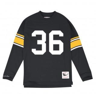 Sweatshirt Mitchell & Ness Ls Pittsburgh
