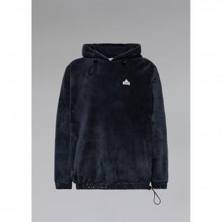 Sweatshirt à capuche Holubar POLARFF13 bleu