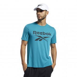 T-shirt Reebok Workout Ready Supremium Graphic