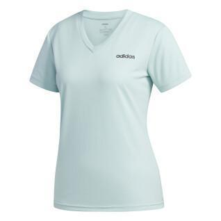 T-shirt femme adidas Designed 2 Move Solid