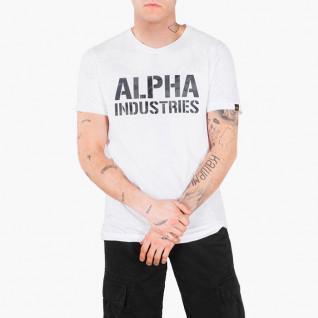 T-shirt Alpha Industries Camo Print
