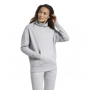 Sweatshirt femme Reebok Training Essentials
