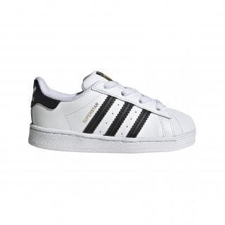 adidas originals superstar chaussons sneaker mixte enfant