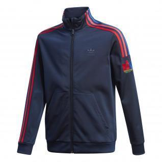Veste de survêtement junior adidas Originals Adicolor 3D