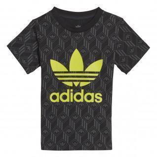 T-shirt kid adidas Originals Trefoil