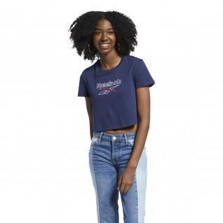 T-shirt femme Reebok Classics Foundation Big Logo