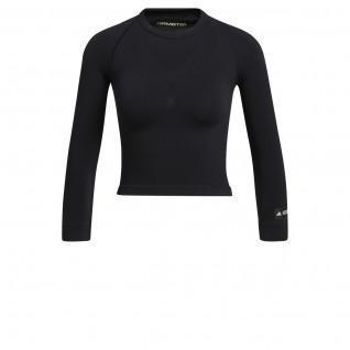 T-shirt femme adidas Formotion Cropped Training