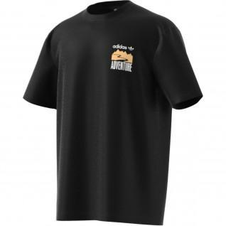 T-shirt adidas Originals Adventure Moutain Back