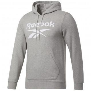 Sweatshirt à capuche Reebok Identity Big Logo