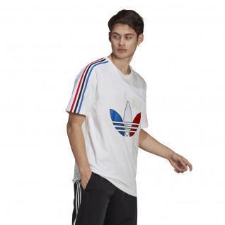 T-shirt adidas Originals Tricolor Trefoil