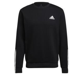 Sweatshirt adidas Essentials Matte-Cut 3-Stripes