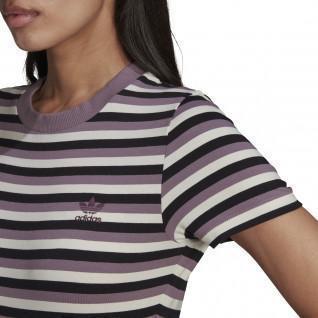Robe femme adidas Originals Striped