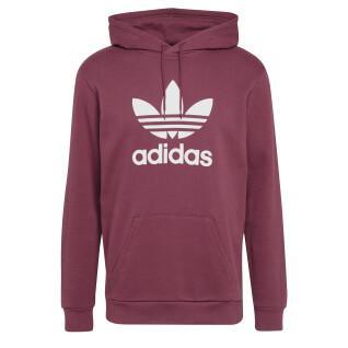 Sweatshirt à capuche adidas Originals Adicolor Trefoil
