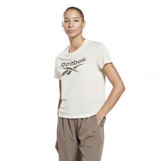 T-shirt femme Reebok Modern Safari Logo