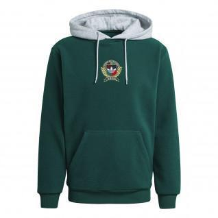 Sweat à capuche adidas Originals Collegiate Crest