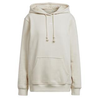 Sweatshirt à capuche femme adidas Originals Adicolor Essentials Fleece