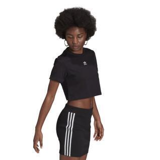 T-shirt femme adidas Adicolor Essentials Cropped