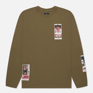 T-shirt manches longues Edwin Tarot Deck II