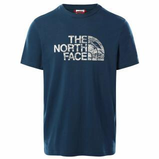 T-shirt classique The North Face Woodcut