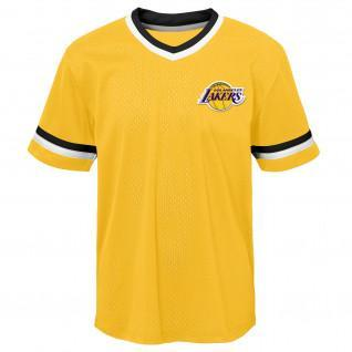 Maillot enfant Outerstuff mc NBA Los Angeles Lakers