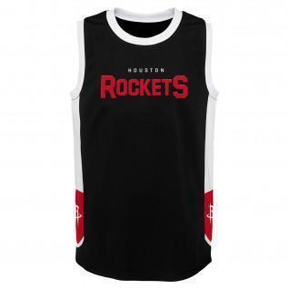 Maillot enfant Outerstuff NBA Houston Rockets