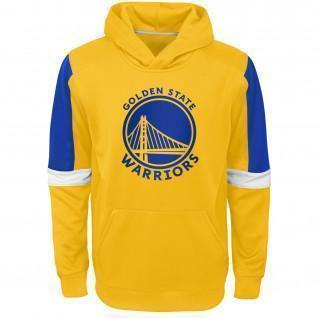 Hoodie enfant Outerstuff NBA Golden State Warriors