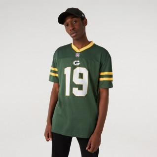 Maillot New Era Green Bay Packers Oversize NFL Logo