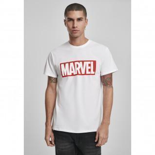 T-shirt Urban Classic marvel logo