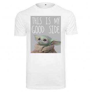 T-shirt Urban Classics baby yoda good side