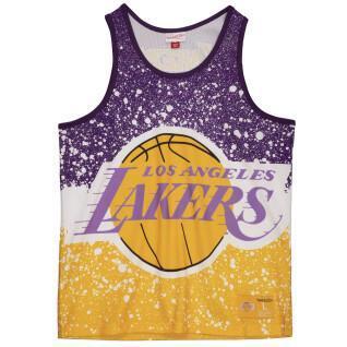 Débardeur Mitchell & Ness Jumbotron Mesh Los Angeles Lakers