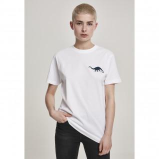T-shirt femme Mister Tee juraic