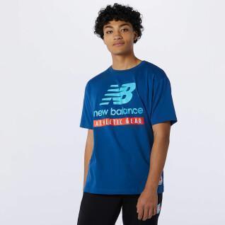 T-shirt New Balance essentials logo