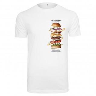 T-shirt Mister Tee a burger