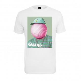 T-shirt Mister Tee golf gang