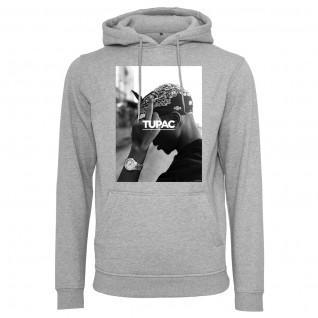 Sweatshirt Mister Tee 2pac f*ck the world
