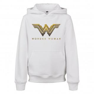 Sweatshirt junior Mister Tee wonder woman logo