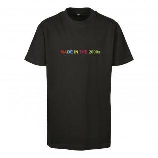 T-shirt junior Mister Tee made in the 2000s emb