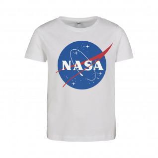 T-shirt junior Mister Tee nasa insignia