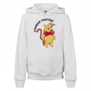 Sweatshirt enfant Mister Tee stronger together